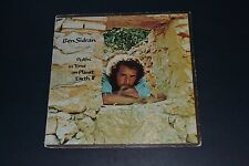 Ben Sidran - Puttin' In Time on Planet Earth - Blue Thumb Records FAST SHIPPING!