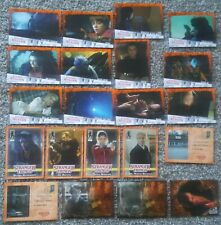 21 Orange  Parallel Lot 99 2019 Topps Stranger Things Welcome to the Upside Down