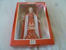 NEW IN BOX BARBIE MILLENIUM 2000 COLLECTOR EDITION DOLL MATTEL 27409 NIB COA CE