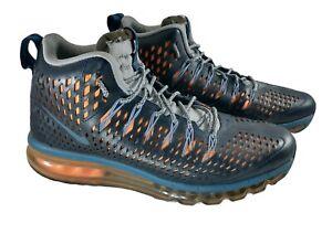 Nike Black Mens Air Max Graviton Mens size 12 Casual Sneakers 616045-400