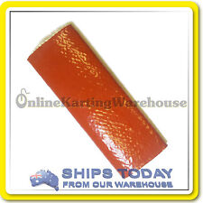 GO KART EXHAUST FLEX SEALER SILICONE FIBREGLASS BANDAGE 250MM