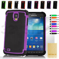 NEW Shock Proof dual skin case cover for Samsung Galaxy S4 S iv i9500 i9505