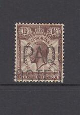 GB KGV 1.1/2d Purple-Brown SG436 9th UPU George V 1929 Used Paquebot Stamp