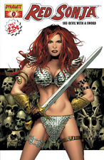 Red sonja (Conan) # 0 + # 0 variant Greg pays + sexy +