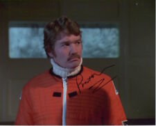 PRENTIS HANCOCK Photo Signed In Person - Space 1999 - D619