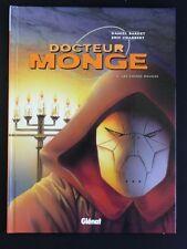 DOCTEUR MONGE tome 5 Les chiens rouges Bardet / Chabert EO TBE