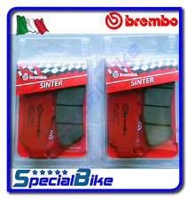 KTM LC8 990 ADVENTURE S / ABS 2006 > 2012 PLAQUETTES DE FREIN BREMBO SA AVANT