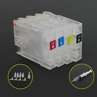 CISS Cis Ink Cartridge Refillable Cartouche d'encre pour HP 950 952 953 962 932