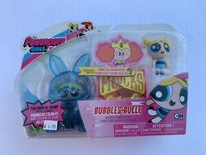 The Powerpuff Girls Bubbles Bulle Aura Power Pod