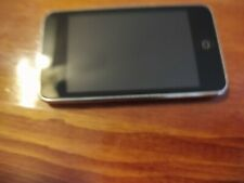 Apple iPod Touch (2nd Generation) Player - Black good screen, scuffed back