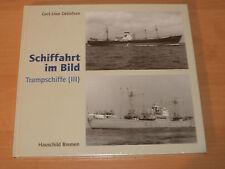 Sammlung Schiffahrt im Bild Trampschiffe III Hardcover!