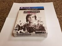 Life Is Strange Before the Storm Limited Edition PS4 new