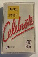 Hosanna Music SAMPLER CELEBRATE LONG PLAY Praise Worship Music Cassette
