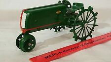 Oliver Row Crop 70 1/16 diecast farm tractor replica collectible by Scale Models
