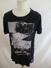 T-shirt Japan Rags Noir Taille XL à - 53%