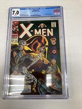 Marvel Comics X Men 33 CGC Graded 7.0