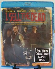 I Sell the Dead Blu-ray w/Comic Book (2010 - IFC) ~ Angus Scrimm, Ron Perlman