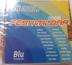 FESTIVALBAR 2008 -  CD SIGILLATO SEALED
