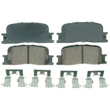 Disc Brake Pad Set Rear Federated D885AC