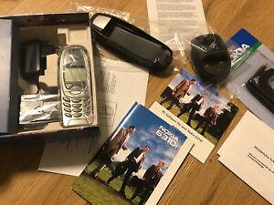 Nokia 6310i - Silber (Ohne Simlock)Mercedes Edition !!100% Original! NEU!!!