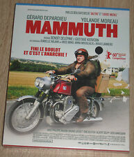"New Film Blu-ray ""MAMMUTH"" (Depardieu, Moreau, Adjani, Ming) [NEUF SOUS CELLO!!]"