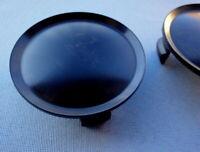 4 Stück Nabenkappen Felgendeckel 74,5 mm  69,0 mm grau für Alufelgen AA01 N