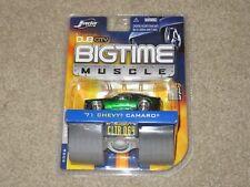 Jada Toys Dub City Bigtime Muscle 1971 71 Chevy Camaro Green 1:64 MOC 2006