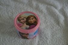 FROZEN SNACK POT CONTAINER PINK LUNCH BOX