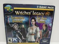 Witches Legacy Slumbering Darkness  The Dark Throne PC Video Game