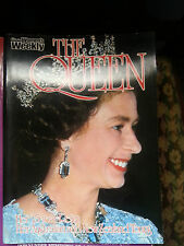 Vintage Womens Weekly Collectable Edition Of The Queen