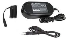 EU Ac Adapter +Coupler DR-DC10 for Canon A800 A810 A1300 A1400 SX150 IS SX160 IS