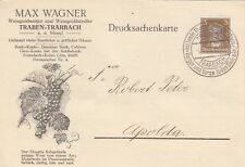 Für Lack-fabrikation A.-g Hamm Rechnung 1930 westf.