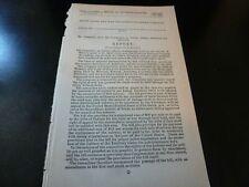 Government Report 1888 Saint Louis & San Francisco Railway $50 Mile Paid Indians