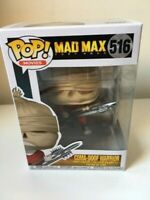 Funko POP! Mad Max Fury Road #516 Coma-Doof Warrior