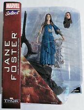 ESS336. THOR The Dark World JANE FOSTER Action Figure by Marvel Select (2013)
