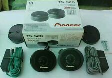 """New listing Pioneer Ts-S20 200W Max 3/4"""" Performance Car Stereo Panel Dome Speaker Tweeters"""