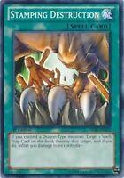 Stamping Destruction Yugioh Spell Card Common SDBE-EN022