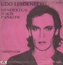 "7"" Udo Lindenberg Sonderzug nach Pankow / Sternentaler 80`s Polydor 810 076-7"