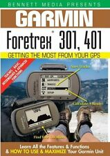 NEW Garmin Getting the Most From Your GPS: Fortrex 301, 401 (DVD)