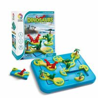 SmartGames Dinosaurs Mystic Islands Puzzle Game Ages  7 - Adult