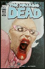 THE WALKING DEAD #100 QUIETLY VARIANT NM+ 1ST APPEARANCE OF NEGAN!