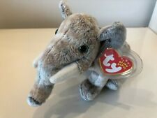 TY Beanie Babies Pounds 2002 Elephant