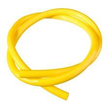 "Moose Racing Yellow 5/16"" x 3 Ft Length Fuel Line Fuel Hose Gasline 0706-0252"