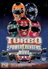 A Power Rangers Movie - Turbo