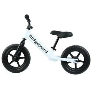 Kids Balance Bike for 2-6 Year Old Children Training Bicycle Girls Boys Gift Toy