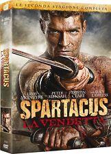 Spartacus - La Vendetta - Cof. 4 Dvd Amaray - Nuovo Salvaspazio