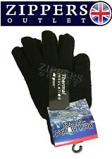 MENS THERMAL INSULATED GLOVES  knited 40g gloves-mens glove-winter glove