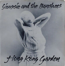 "SIOUXSIE & THE BANSHEES HONG KONG GARDENS 7"" REPRODUCTION PICTURE SLEEVE ONLY"
