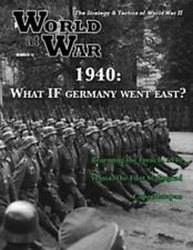 WORLD AT WAR NUMBER 12 1940: WHAT IF GERMANY WENT EAST? - UNPUNCHED