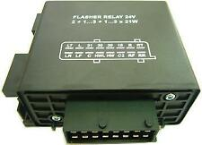 Scania 4 Series  Flasher Relay Unit 24V - 2159998, 1401789, 1328548
